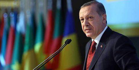 Erdoğan: BM'de hakkımızı kendimiz alacağız