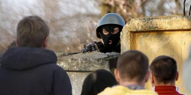 Ukrayna'nın doğusunda gerginlik artıyor