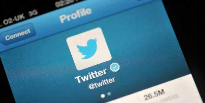 Çok sayıda tweete erişim yasağı