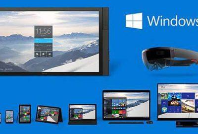 Microsoft Windows 10'u tanıttı