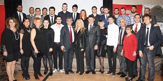 Anadolu Partisi Bursa Teşkilatı buluştu