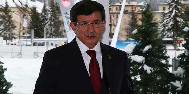 Davutoğlu: Türkiye'nin kararlı tutumu değişmez