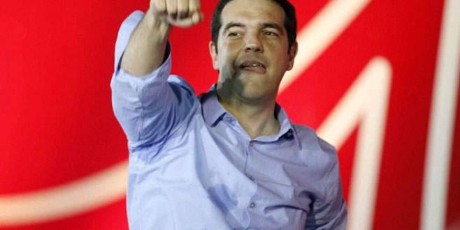 Komşu'da Syriza 'heyecanı'