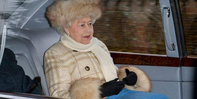 En yaşlı kraliçe