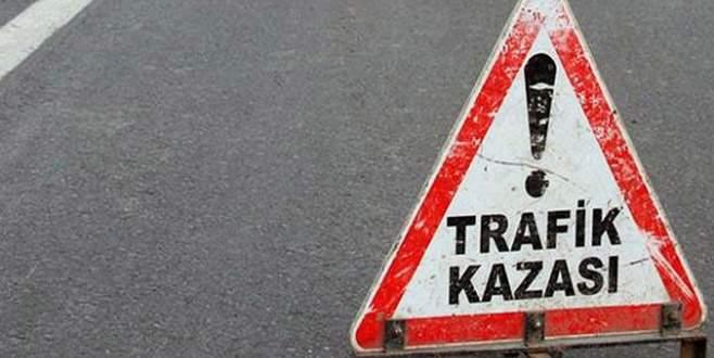 Bursa'da feci kaza: 2 ölü 4 yaralı