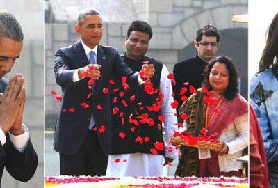 Obama Hindistan'da