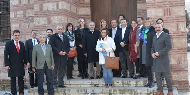 WCO kardeşlik mesajını Bursa'dan verecek