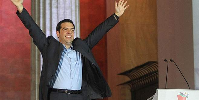Yunanistan'da seçimin galibi SYRIZA