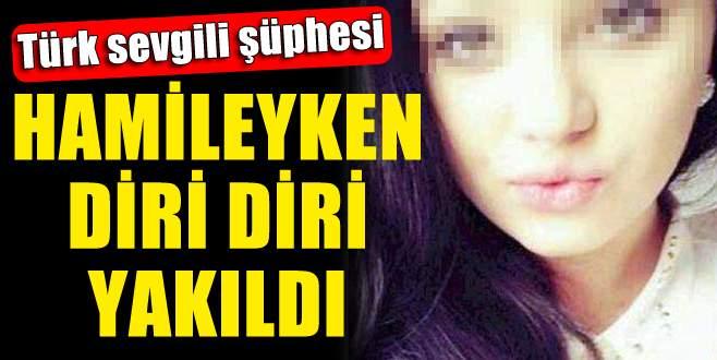 Hamile Alman kadının katil zanlısı Türk iddiası