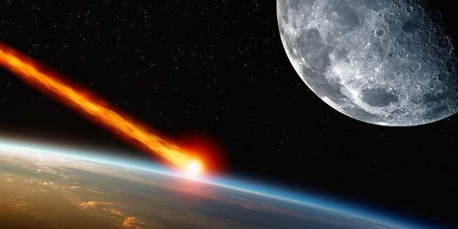 Dev asteroid Dünya'ya teğet geçecek