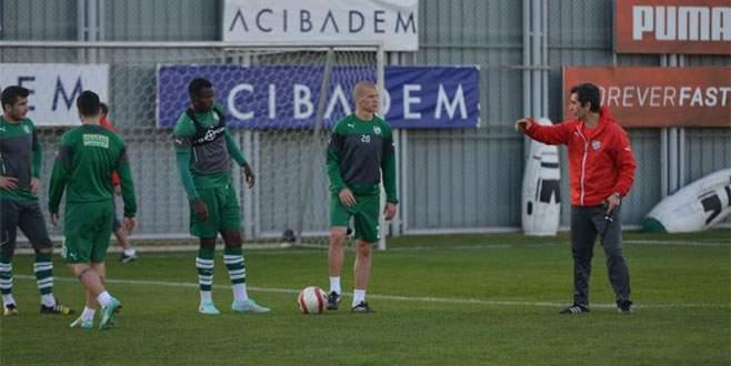 Bursaspor kupada Mersin deplasmanında