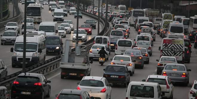 Trafik'ten sevindiren tablo