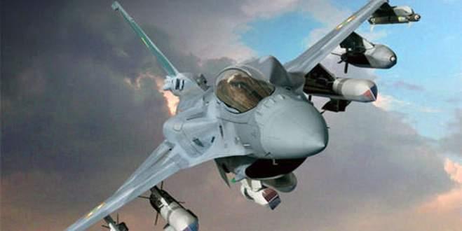 Askeri üsse F-16 düştü: 10 ölü, 13 yaralı
