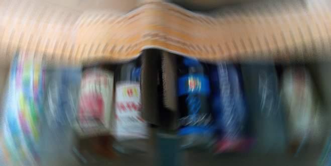 Bursa'da kaçak içki ve sigara operasyonu