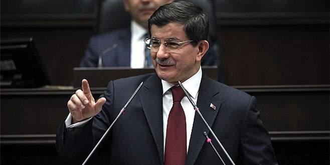 Davutoğlu: MHP bazı yerleri tahrik ediyor