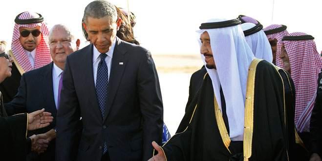 Obama'dan Riyad'a çıkarma