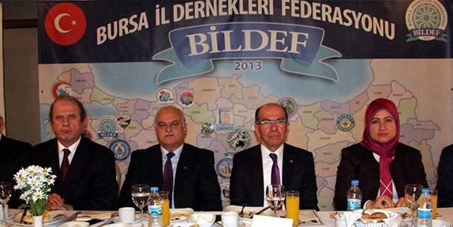 29 ilin kültürü Bursa'da tanıtılacak