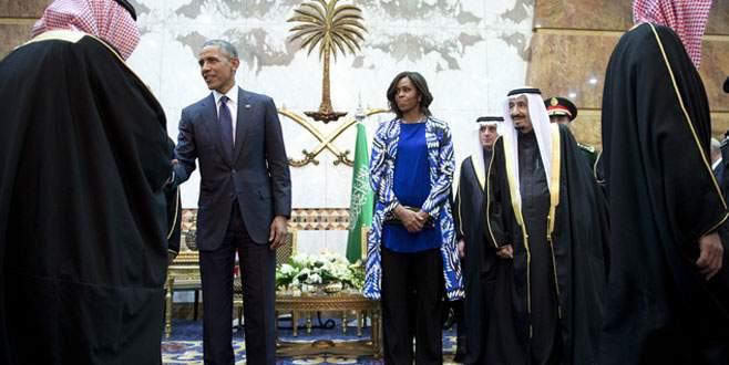 Suudileri kızdırdı