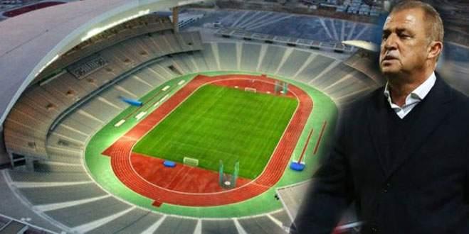 Olimpiyat Stadı için çılgın proje
