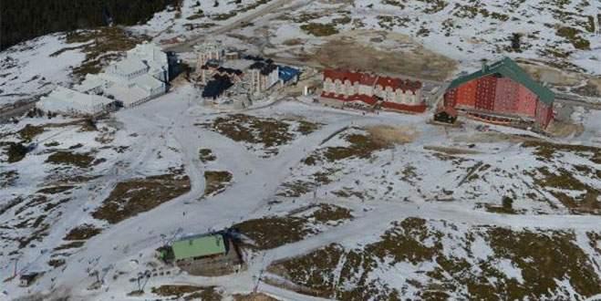 Uludağ İkinci Yerleşim Bölgesi'nin imar planı iptal edildi