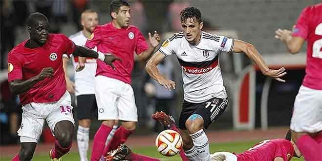 Mustafa Pektemek, Beşiktaş'ta kaldı