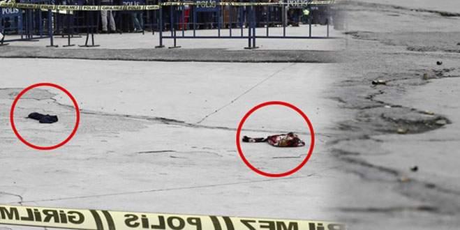 Taksim Meydanı'nda polis noktasına saldırı