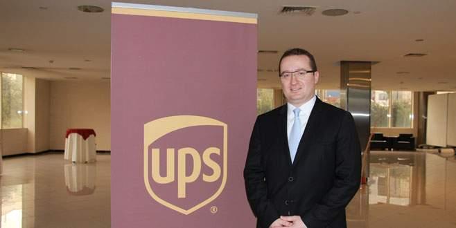 UPS Türkiye ile 220 ülkeye ulaşım