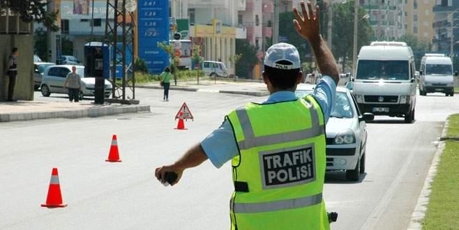 10 yılda 13 milyarlık trafik cezası kesildi