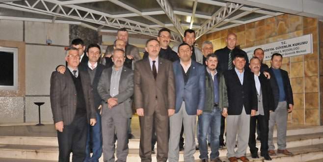 Mustafakemalpaşa'da değişim için atılım