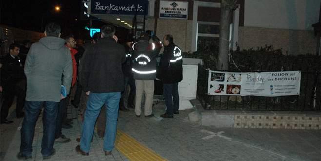 Cumhurbaşkanı Erdoğan'ın geçiş güzergahında patlama