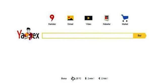 Yandex efsane futbolcuyu unutmadı