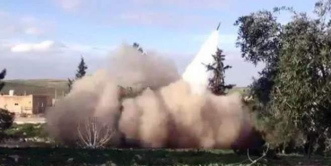Kobani'ye saldırı yeniden başladı