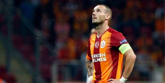 Sneijder'in milyon Euro'luk büyük düşüşü
