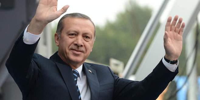 Erdoğan cuma günü Bursa'da
