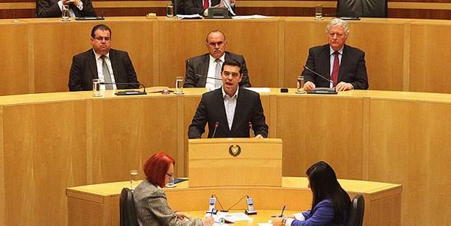 'Kıbrıs'ta iki bölgeli federal bir çözümü destekliyoruz'