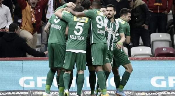 Bursaspor ara transferi boş geçti