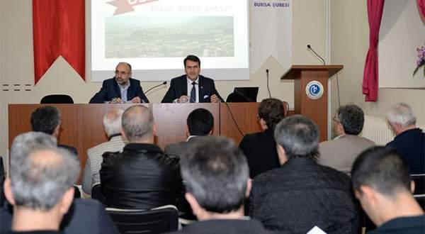 '5 yılda modern Osmangazi'nin temellerini attık'