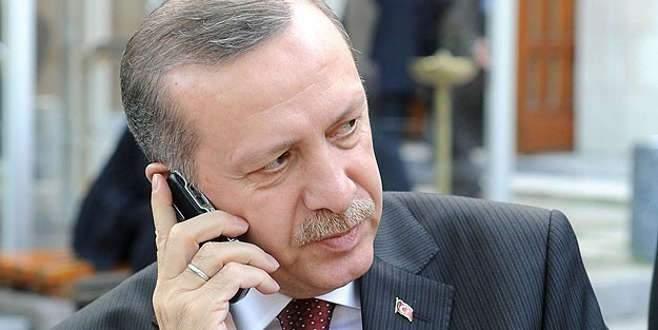 Erdoğan'dan Japonya Başbakanı'na taziye telefonu