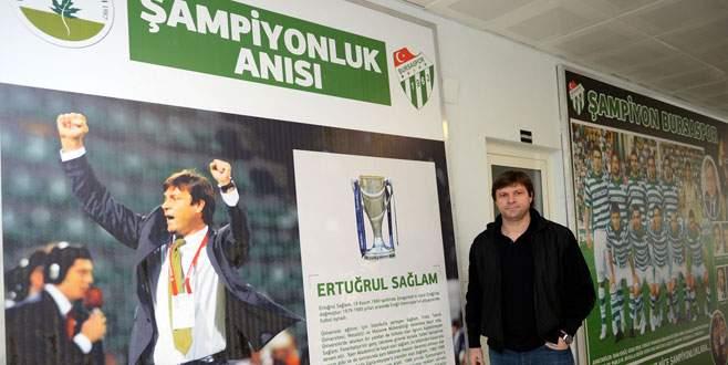 Ertuğrul Sağlam, Bursa'da kendi adını taşıyan tesisi gezdi