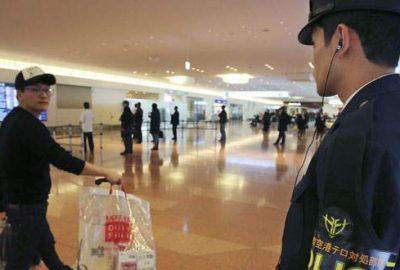 Japonya'da güvenlik önlemleri artırıldı