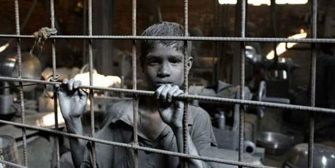 Köle olarak satılan 88 çocuk bulundu