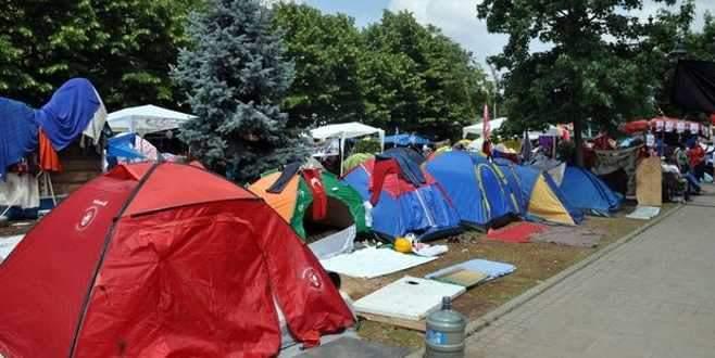 Gezi Parkı davasında zabıtalar beraat etti