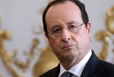 Hollande Erivan'da olacak