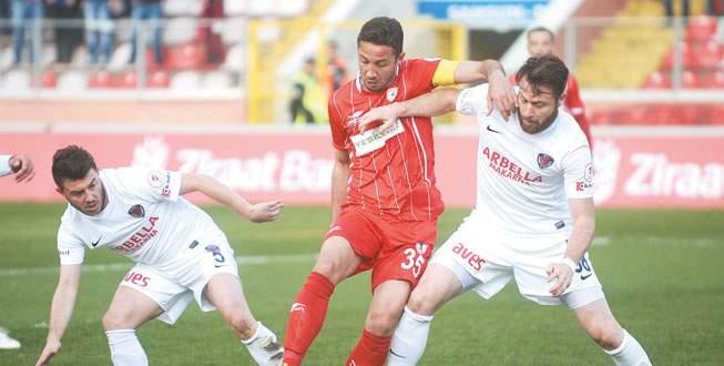 Bursaspor'a çalıştılar: 1-1