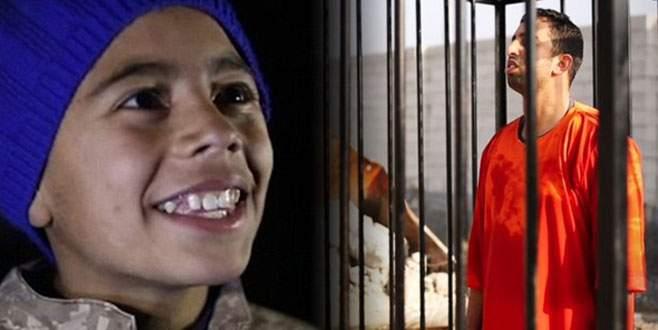 IŞİD, vahşet görüntülerini çocuklara izletti