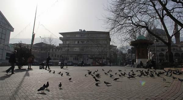Bursa'da kışa yaz molası