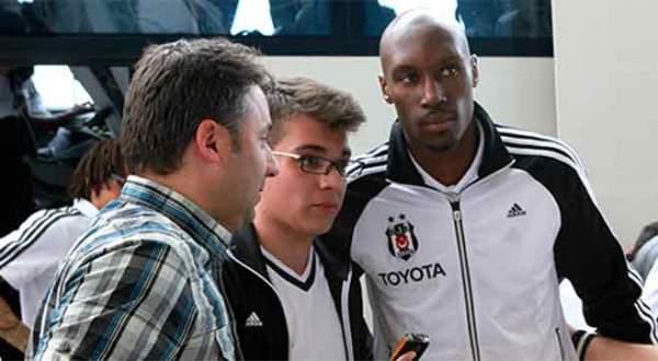 Beşiktaş kafilesi Trabzon'a gitti