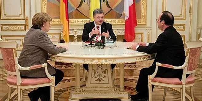 Almanya ve Fransa'dan Ukrayna önerisi