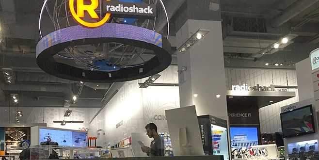 RadioShack iflas başvurusunda bulundu