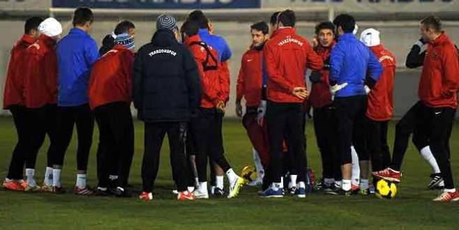 Trabzonspor, 'yıldız'larına güveniyor